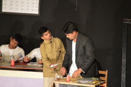 Inter House One Act Play Competition