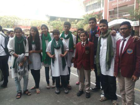Shristy Club members wins in Eco fest organised by Don Bosco Guwahati.