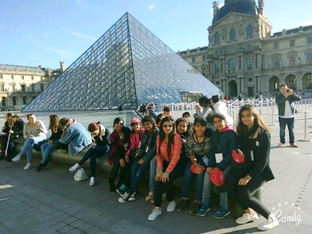 Educational Trip to France