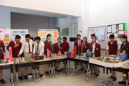 Inter House Science Exhibition
