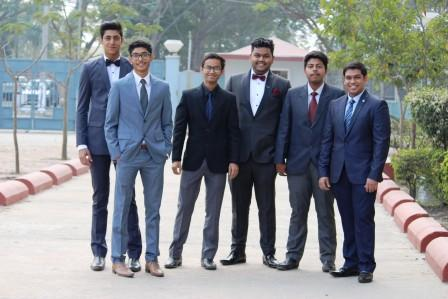 Farewell to Class XII (outgoing batch of 2016-2017)